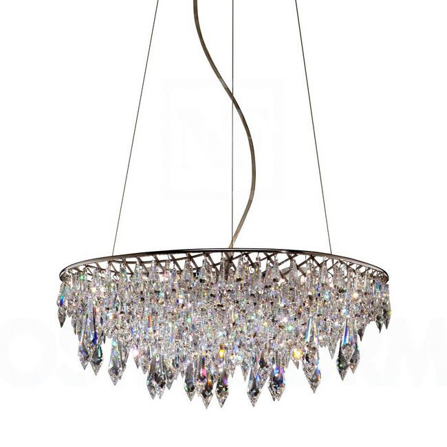 Anthologie Quartett Crystal Rain 45 Pendant Lighting 12584