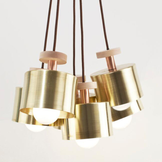 Spun Cluster Pendant Lighting 12616 Browse Project