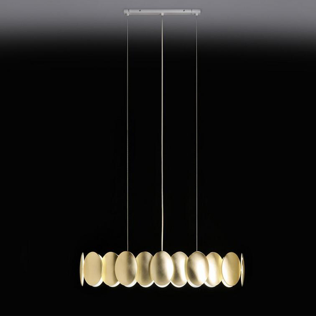 LED Direct Indirect Light Pendant Lighting 12797 Browse