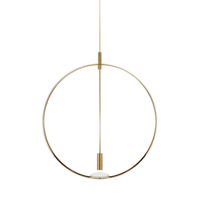 'Delta' by Studio Formafantasma LED Pendant Lighting 14011