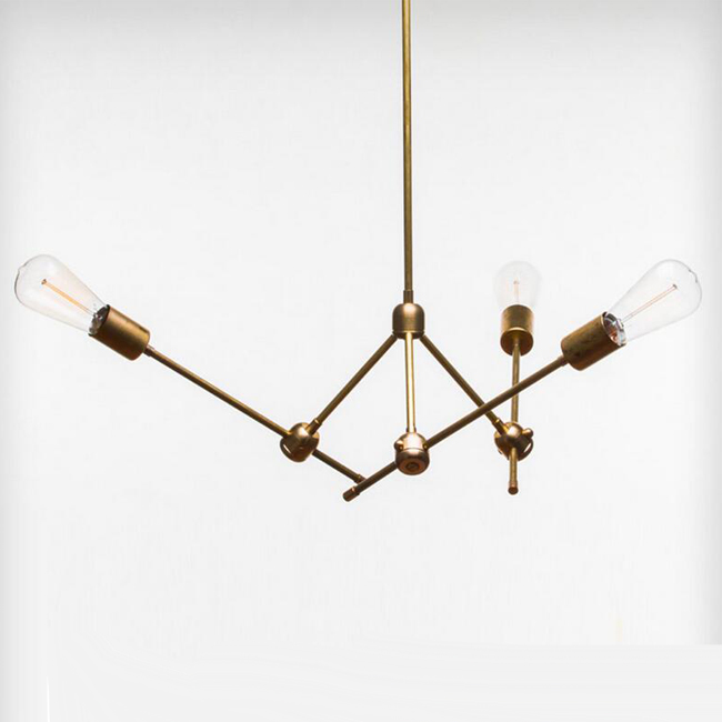 PRITI Brass Pendant Lighting 14063