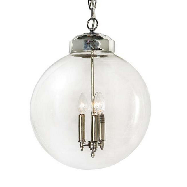 Large Globe Pendent Lighting 14086