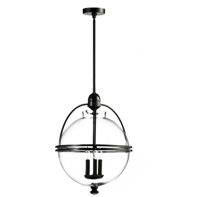 Ornamental Ball Pendant Lighting 14087
