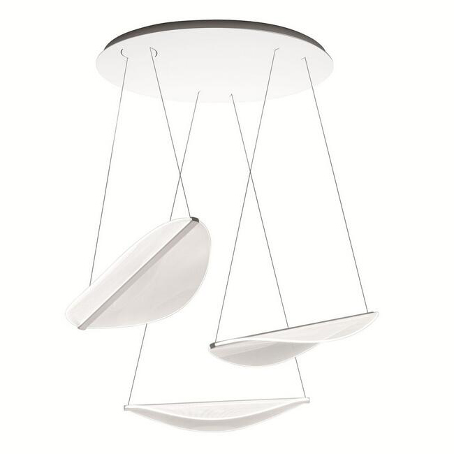 DIPHY_P LED Blown Glass pendant Lighting 14237