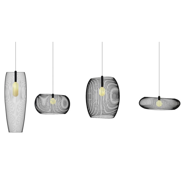 Vertigo Pendant Lighting 14649