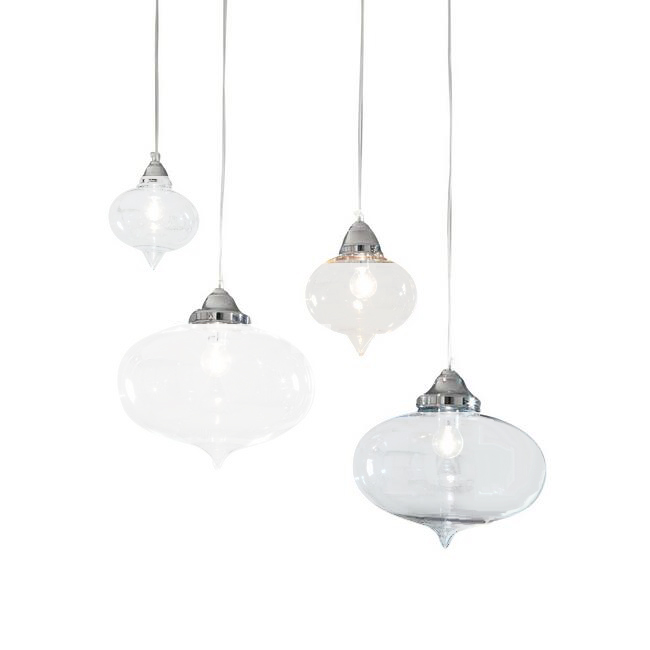 ARABESQUE Blown Glass Pendant Lighting 14658