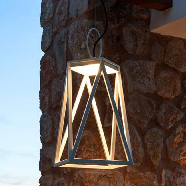 OSLO LED Iron Pendant Lighting 14662