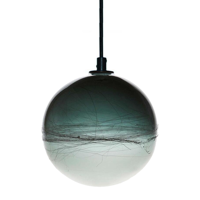 Aaron Oussoren Blown Glass Pendant Lighting 14809