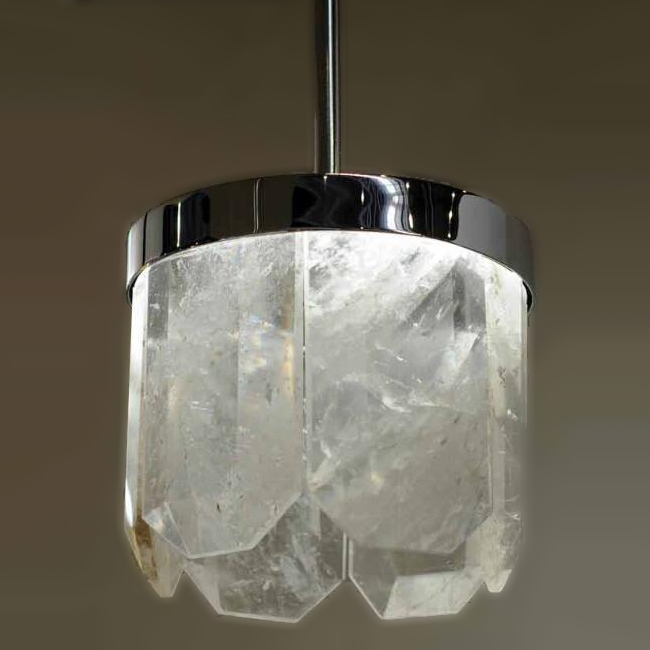 VERSAILLES Rock Crystal Pendant Lighting 16141