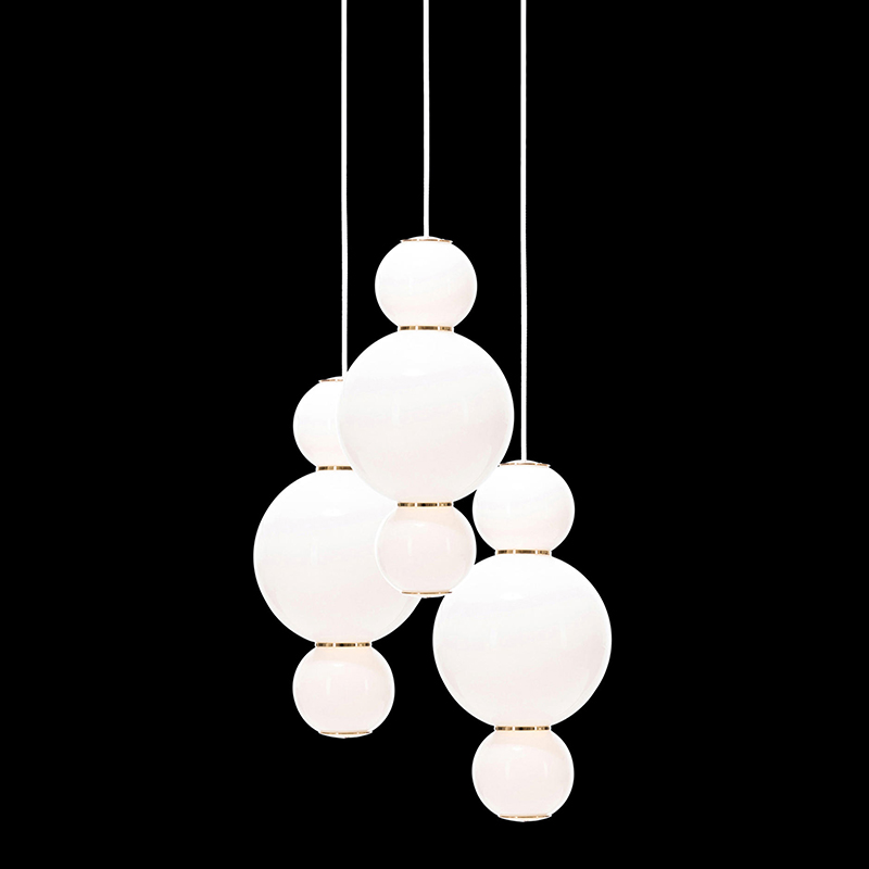 Pearls Chandalier 3 - AAA by Formagenda 18943