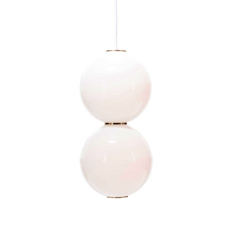 Pearls E Suspension lamp by Formagenda 18490
