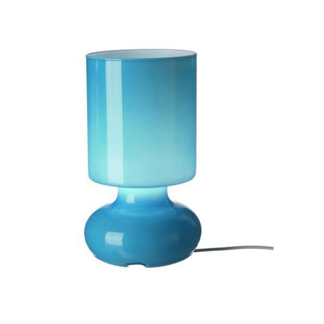 Sweden Modern Colorful Glass Table Lamp 10707 Browse