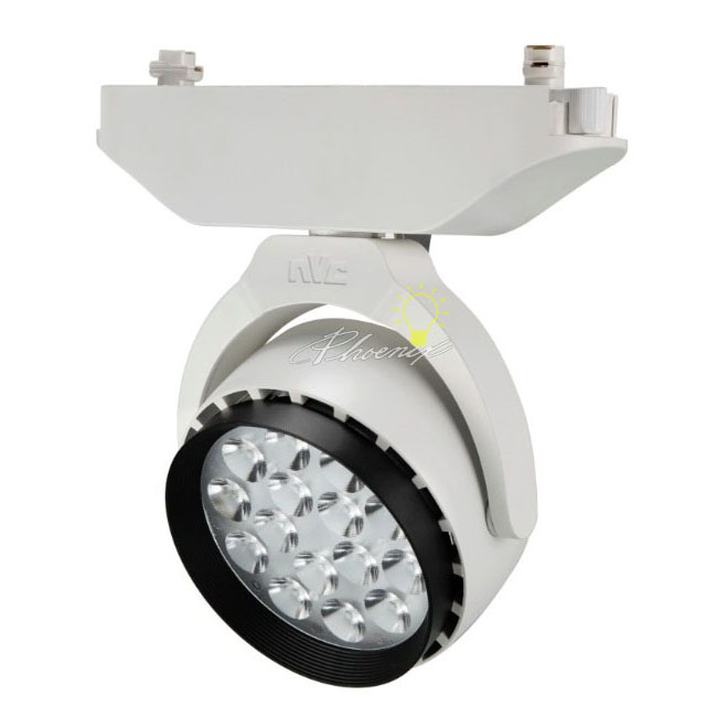 LED 30W 3000/4000K track lighting 7632