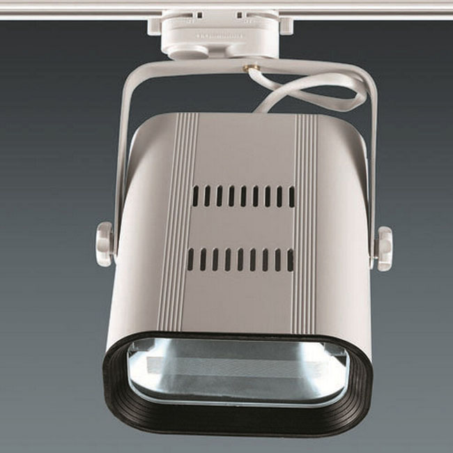 Modern Rail Halogen Spot Lighting in Baking Finish 10679