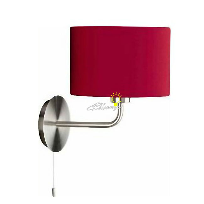Modern Fabric Wall Lights : PHILIPS Modern Fabric and Metal Wall Sconce 8984 : Browse Project Lighting and Modern Lighting ...