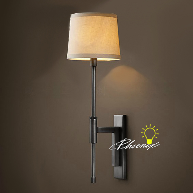 LOFT Antique adjustable Height Wall Sconce and Lamp 9077 : Browse Project Lighting and Modern ...