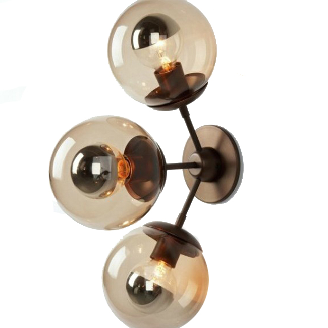 Glass Ball Wall Lights : Antique Glass Ball Wall Sconce and Lamp 9251 : Browse Project Lighting and Modern Lighting ...