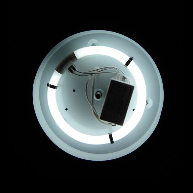 Modern Metal and Round Glass Wall Sconce 7610 : Browse Project Lighting and Modern Lighting ...