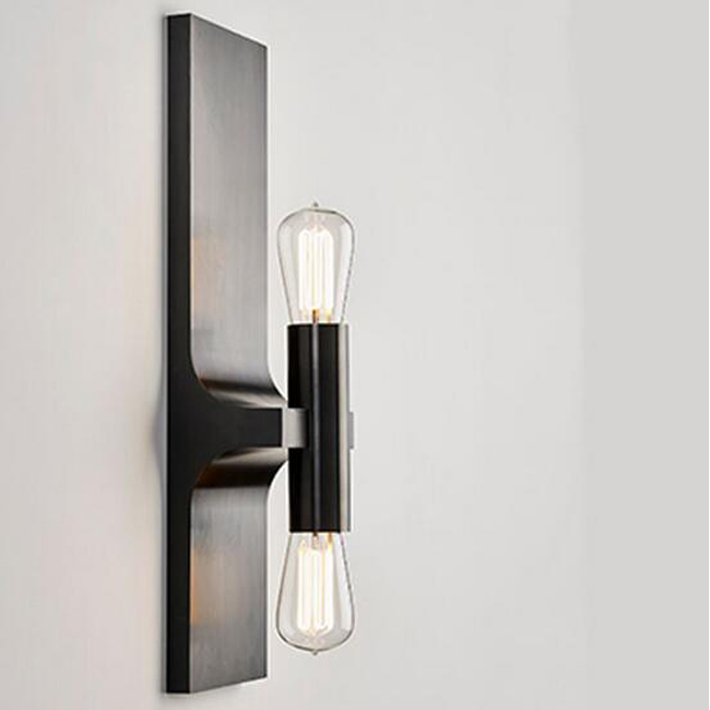 WALCOTT TWIN Wall Sconce 13671 : Browse Project Lighting and Modern Lighting Fixtures For Home ...